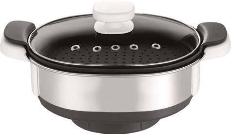 Krups Dampfgaraufsatz Xf552d Für Prep & Cook Hp5031 Online