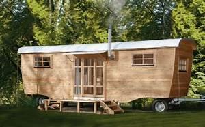 Gartenhaus Mit Dachterrasse : mobile immobilie wohlwagen von alex borghorst bild 7 sch ner wohnen ~ Sanjose-hotels-ca.com Haus und Dekorationen