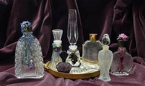 Vintage, Treasures, Perfume, Bottles