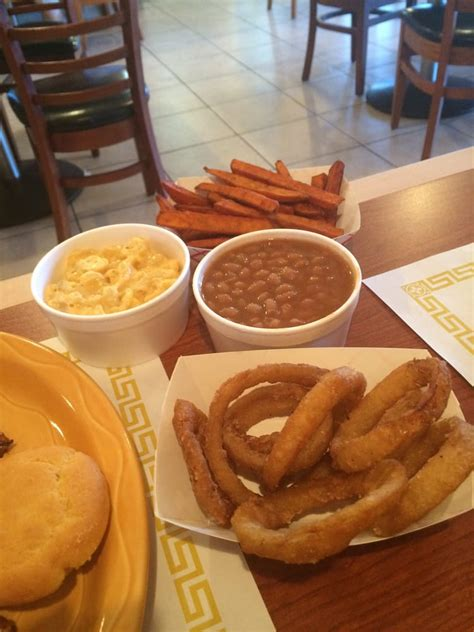 tc s rib crib mac cheese sweet potato fries rings baked