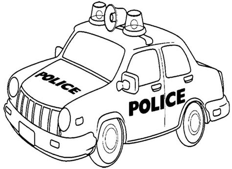 car police patrol coloring page police car car coloring pages jackson  zachary cars