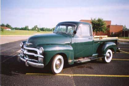 1954  Jim Carter Truck Parts