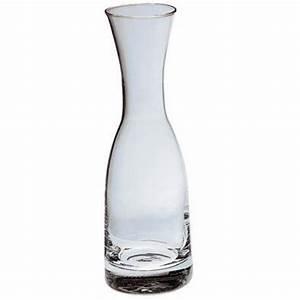Carafe En Verre : carafe en verre carafe 30cl a l 39 unit budelle la roch re ~ Teatrodelosmanantiales.com Idées de Décoration