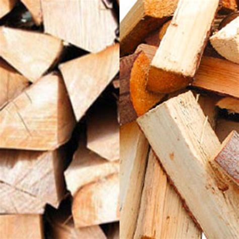 gemisch scheitel brennholz