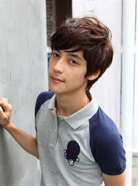 Korean Hairstyles Boy by Cool Korean Boy Hairstyle 2017 Hairstyles Next Hair