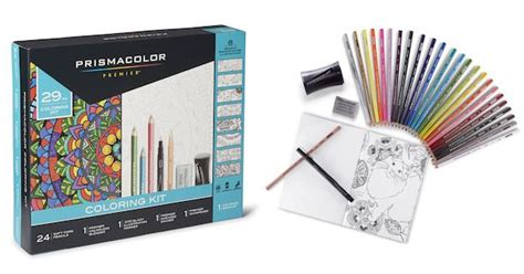amazon prismacolor premier pencils adult coloring kit