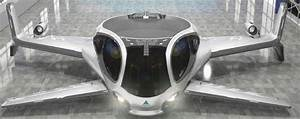 Airis Aerospace Launches Concept Flying Taxi // TransportUP