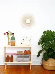 Meuble à Chaussures Original : meuble chaussure original cheap meuble chaussure original incroyable meuble a chaussure metal ~ Teatrodelosmanantiales.com Idées de Décoration