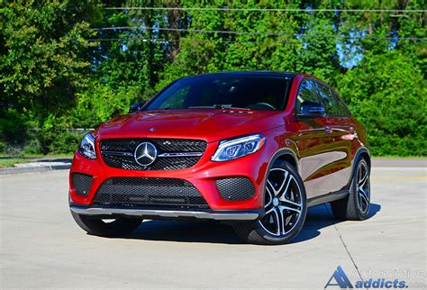 Vehicle pricing information applies to current specifications and build for a base model vehicle with standard features. In Our Garage: 2016 Mercedes-AMG GLE 450 Coupe : Automotive Addicts