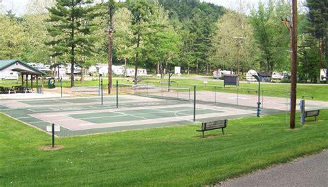 Park Amenities - Tappan Lake Park, Ohio