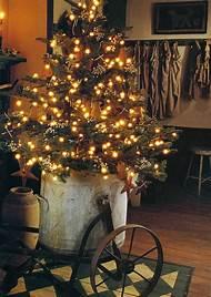primitive christmas tree - Primitive Christmas Trees