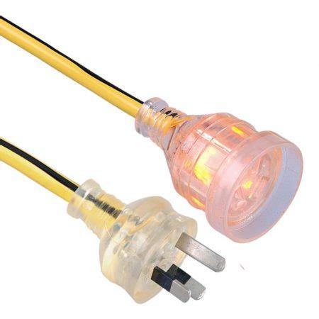 Australia Power Cord Nzs Pole Wire Non