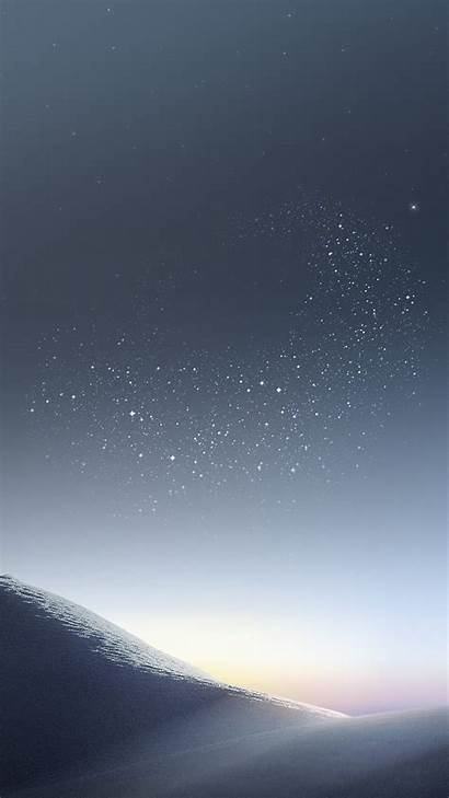 Galaxy Sky Samsung Iphone Night Star Illustration