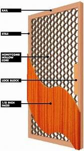 How To Cut A Hollow Core Door