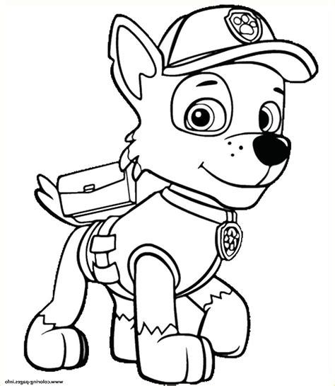 15 Unique Paw Patrol Coloring Sheets Images in 2020 Paw
