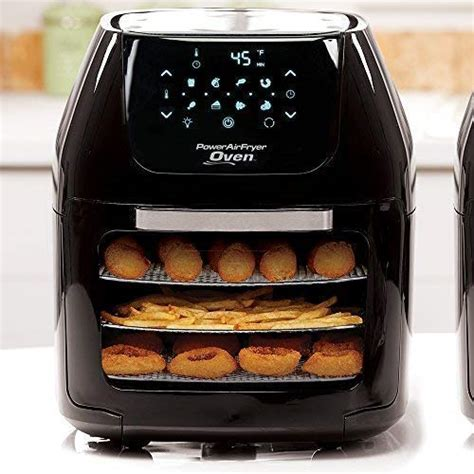 fryer air oven power fryers rotisserie dehydrator airfryer xl capacity cooking qt 8qt tri star recipes walmart chicken meijer rated