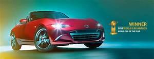 Mazda MX-5 World Car of the Year 2016: Mazda's Winning Model