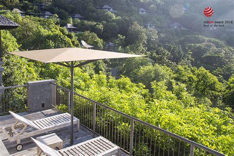 Sonnenschutz Für Den Balkon by Balkonschirme Sonnenschutz F 252 R Den Balkon Bauenwir De