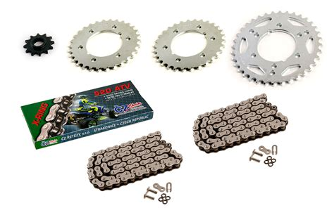 2000 2001 Polaris Sportsman 500 6x6 Cz X Ring Chain