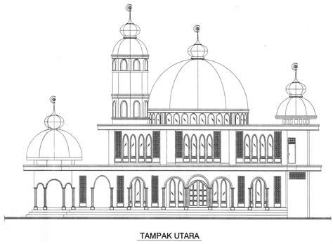 gambar kubah masjid pasmar 1 sidoarjo file raya gambar