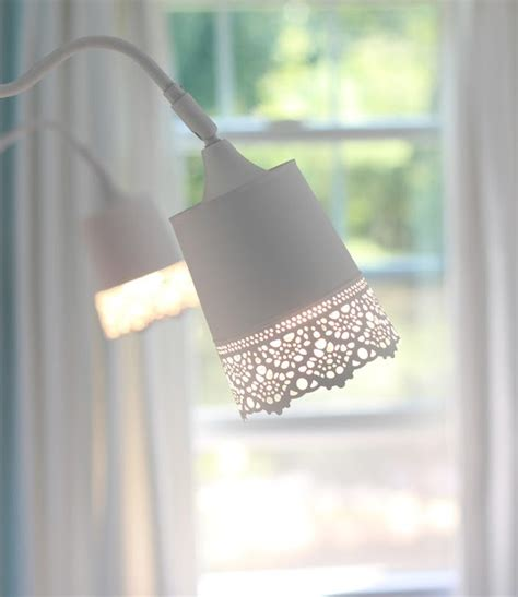 ikea wall light hack shine your light