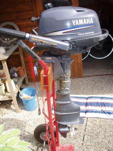 Buitenboordmotor Olie 4 Takt by Yamaha Buitenboordmotor Bbm 4pk Langstaart 4 Takt Viertakt