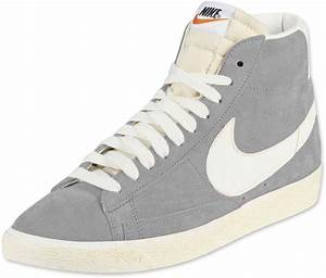 Nike Blazer Mid 09 PRM shoes grey