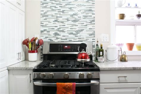 Behind Stove Backsplash : Backsplashes Behind Range On Pinterest