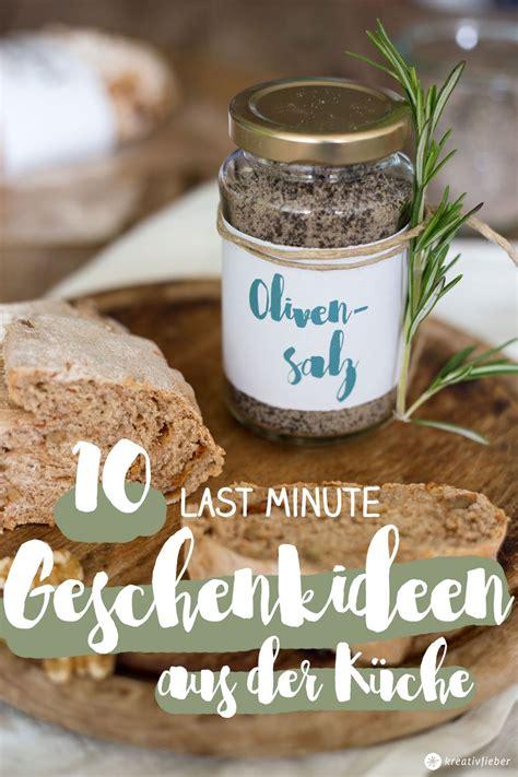 Geschenke Aus Der Kuche Rezepte by 10 Last Minute Geschenkideen Aus Der K 252 Che Weihnachten