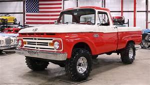 1966 Ford F150 Red