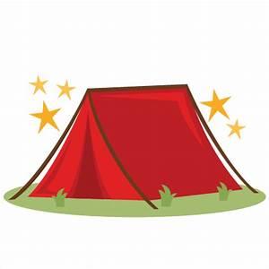 Camping Tent SVG scrapbook cut file cute clipart files for ...