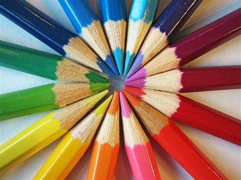 Coloring With Colored Pencils by Pencils Images Colored Pencils Hd Wallpaper And Background