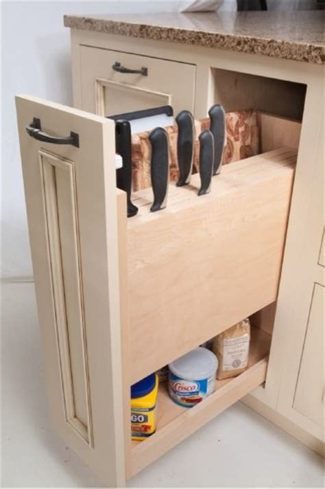kitchen storage options knife block storage storage organization options for 3163