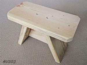 Petit Tabouret Bois : petit banc de bois ~ Teatrodelosmanantiales.com Idées de Décoration