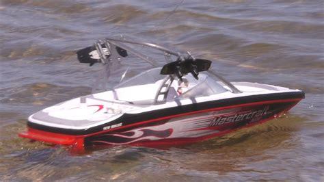 Mastercraft Jet Boats by Rc Speed Boat Mastercraft Tips On Lake Gopro