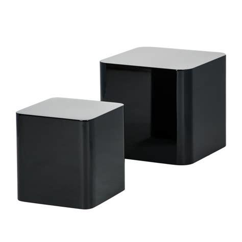 beistelltisch hochglanz schwarz beistelltisch studio bei home24 kaufen home24