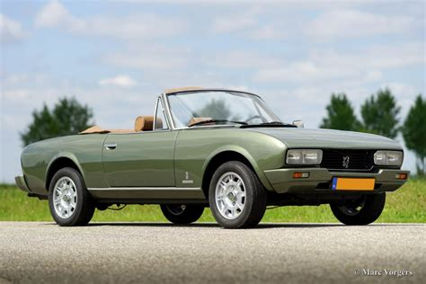Peugeot 504 Pininfarina Cabriolet, 1979  Welcome To