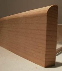 Fußleisten Weiß Holz : massive buche fussleisten oder buche sockelleisten ~ Markanthonyermac.com Haus und Dekorationen