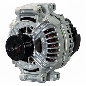 Remy U00ae   A4 Quattro 2002 Remanufactured Alternator