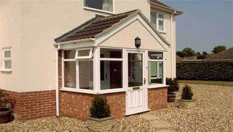 Upvc Porches Custom Designs And Options Mister Window
