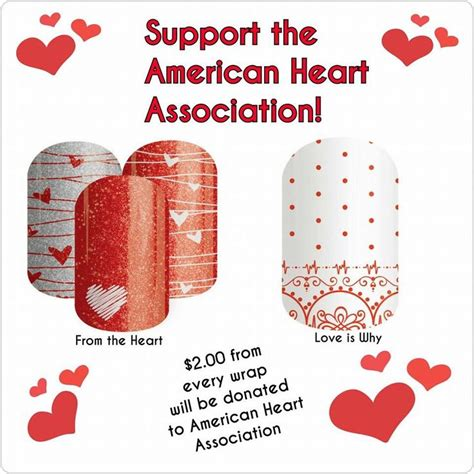 not shabby jamberry i am loving this years american heart association wraps jamberry nail wraps pinterest