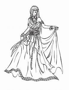 drawing aphrodite greek goddess for kids hera greek ...