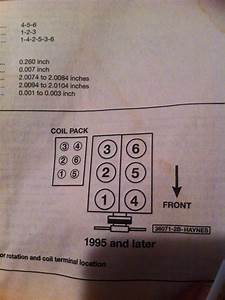 2001 Ford Ranger 3 0 Firing Order Diagram