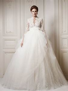winter wedding dresses belle the magazine With long sleeve winter wedding dresses