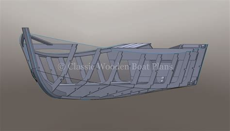 Wood Boat Drawing by Wooden Fishing Boat Plans Boat Building