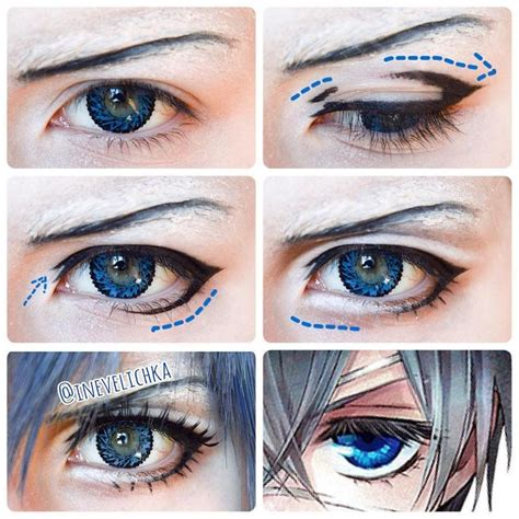 anime eyeliner 25 best ideas about makeup on anime
