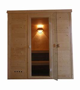 Massivholz Sauna Selbstbau : sauna exklusiv block 45 element 197 x 136 cm ~ Whattoseeinmadrid.com Haus und Dekorationen