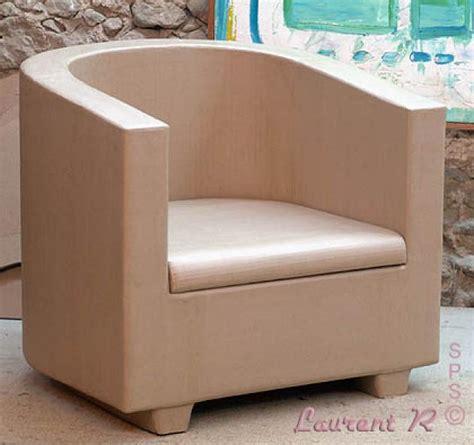 faire un fauteuil en photos canap 233 en fabrication