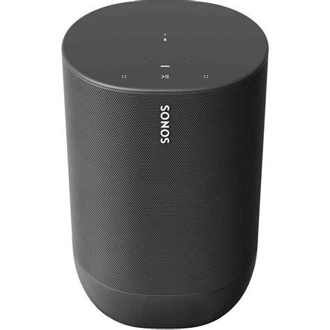 Sonos Move (Black) MOVE1US1BLK B&H Photo Video