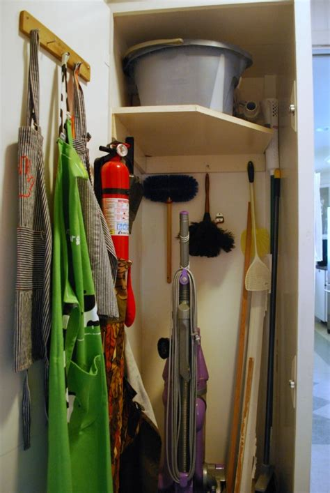 The Broom Closet by Day 16 The Broom Closet